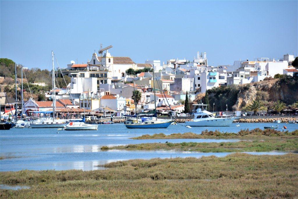 Alvor i Portugal