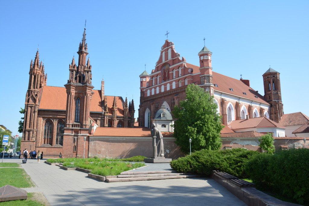 Sct. Anne kirke Vilnius