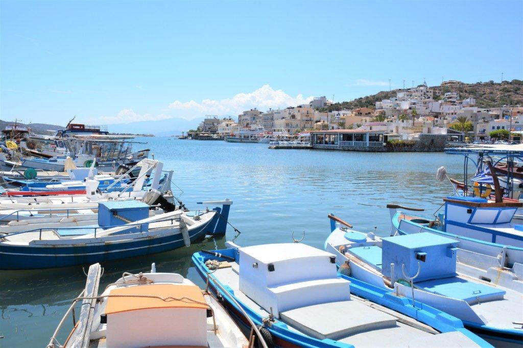 Elounda- måske Kretas smukkeste ferieparadis?