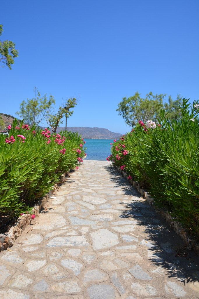 Hyggelige byer på Kreta