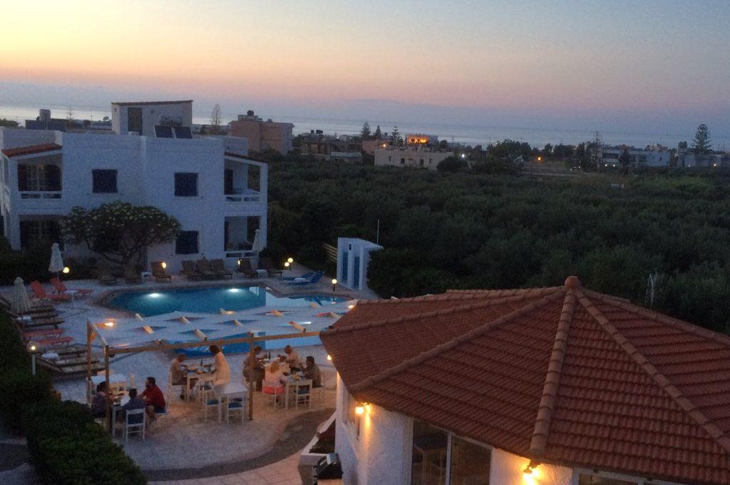 Familieferie på Kreta