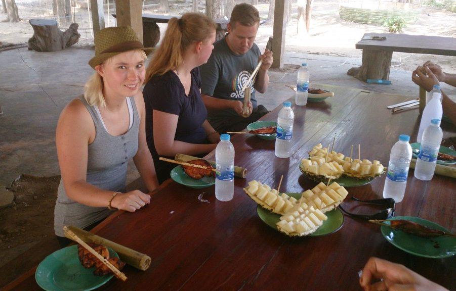 River kwai adventure Thailand