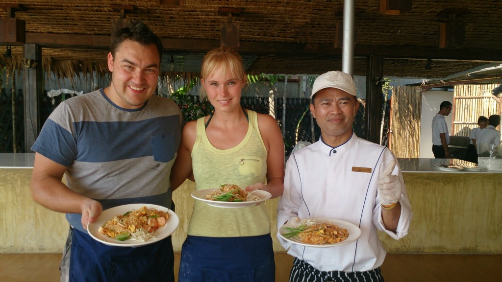 Cooking class Thailand