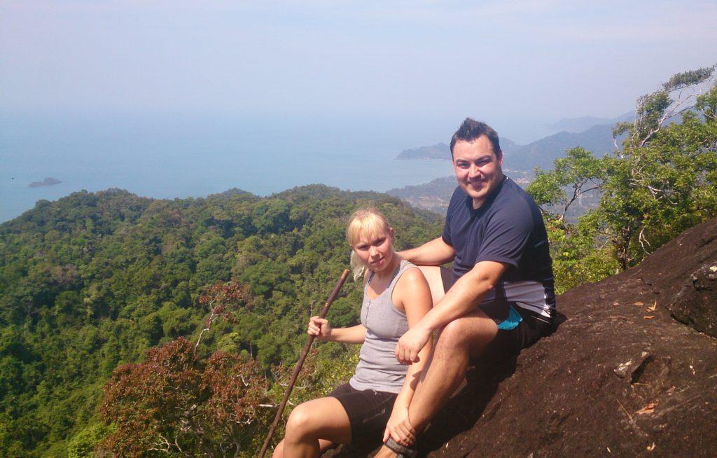 Vandretur på Koh Chang