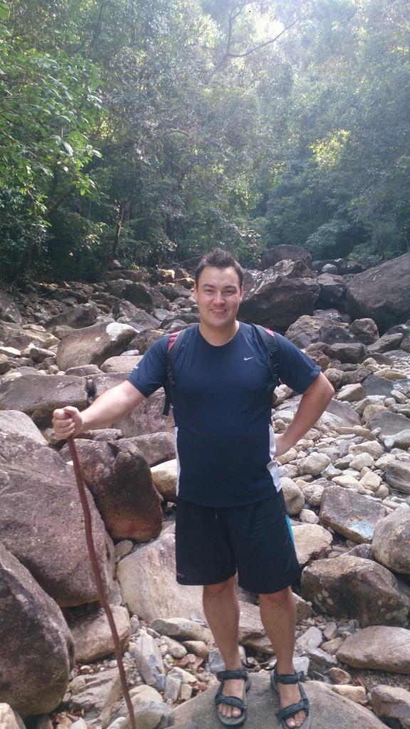 Vandretur Koh Chang Thailand