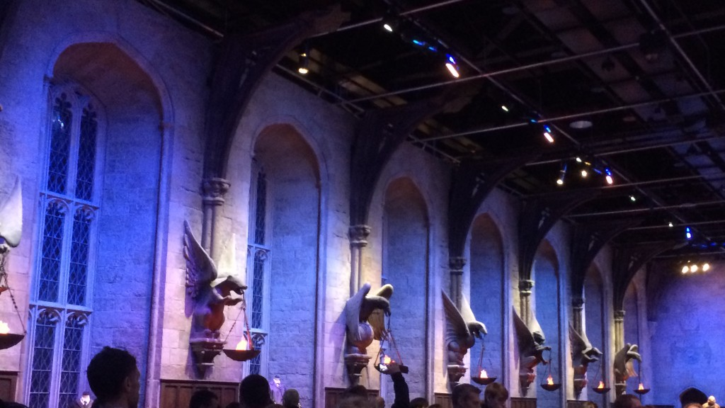 Harry Potter & Warner Bros. Studio