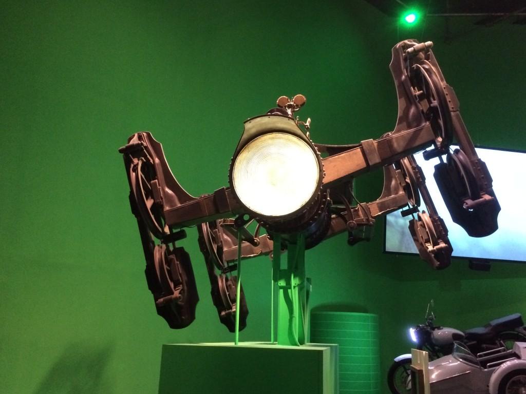 Warner Bros. Studio