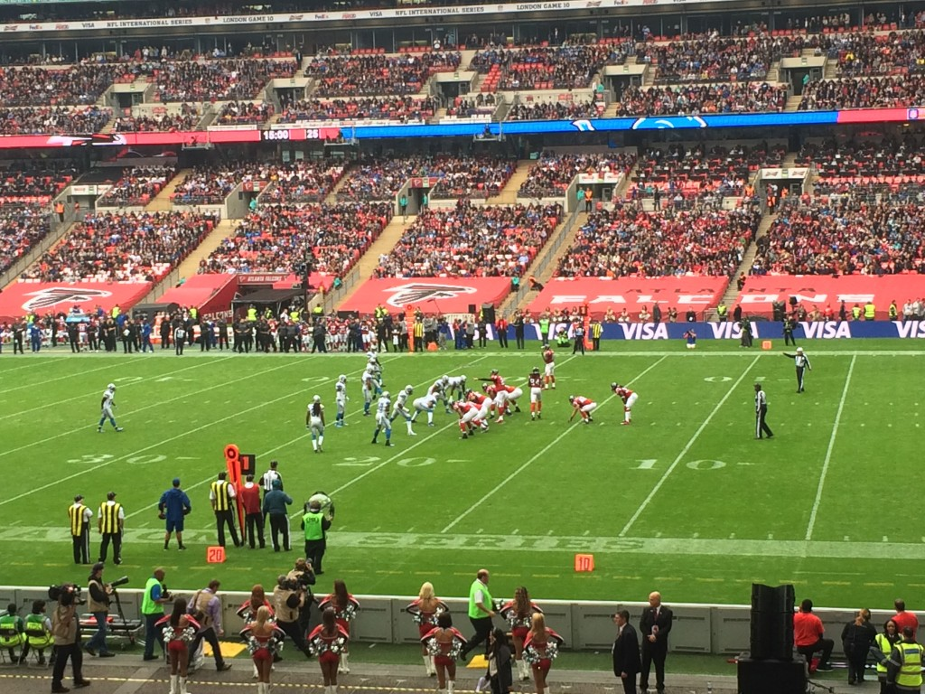 NFL på webley London
