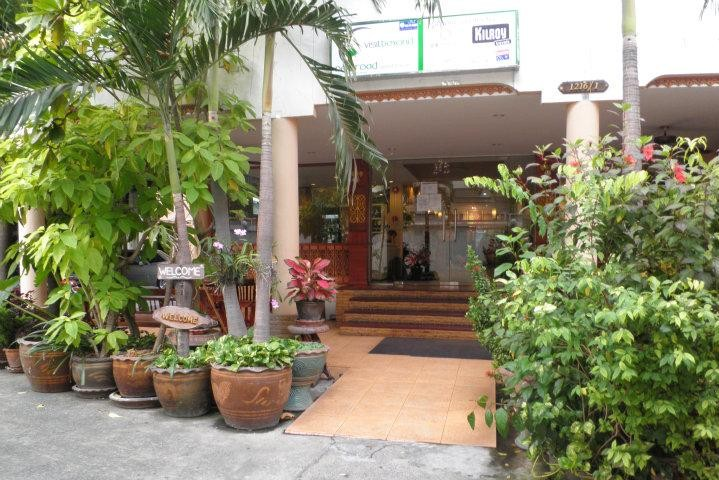 New Road Guesthouse Bangkok