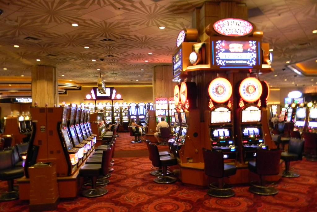 Spil i Las Vegas