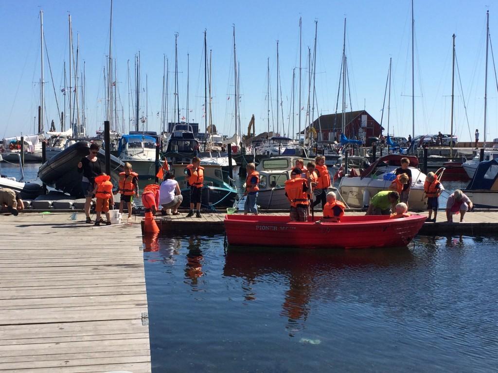 Aktiviteter for børn på Samsø