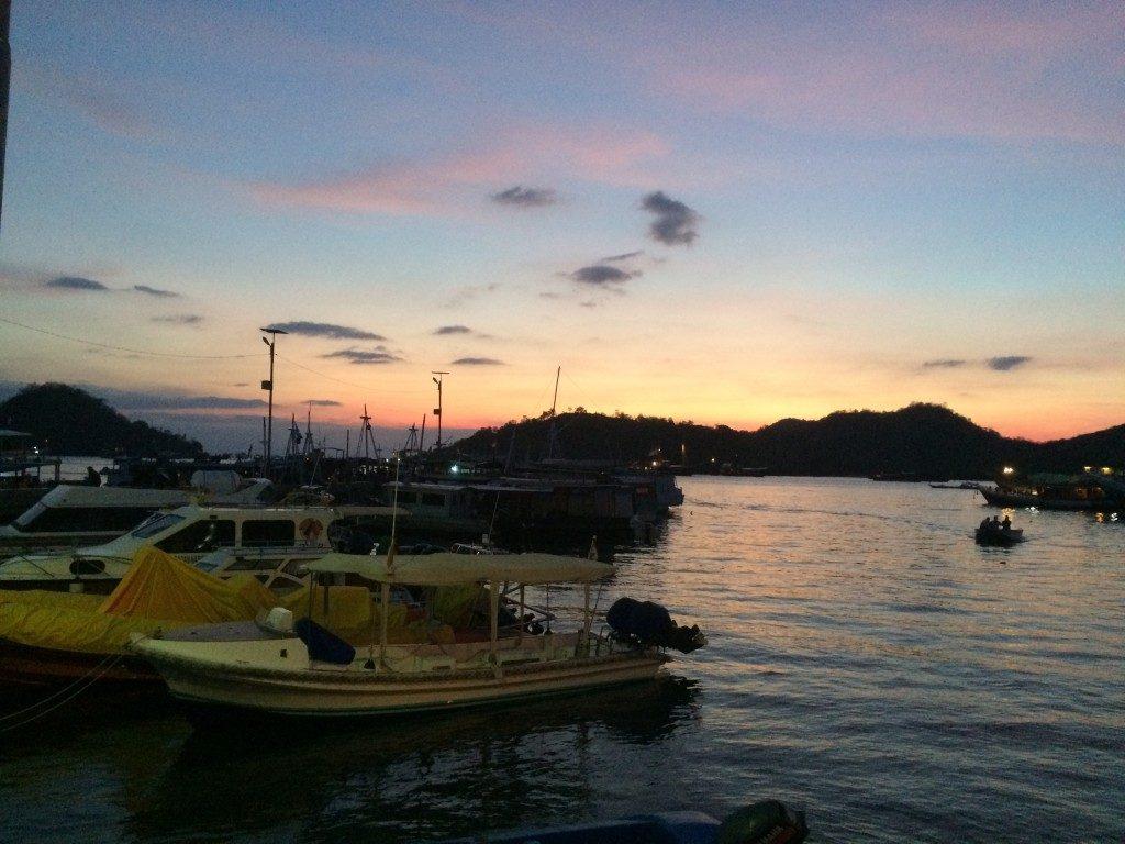 Flores island, Indonesien