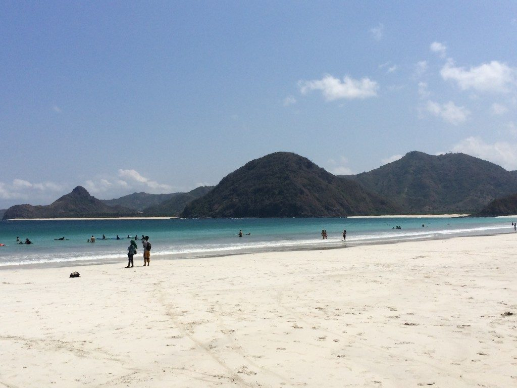 Selong beach Lombok