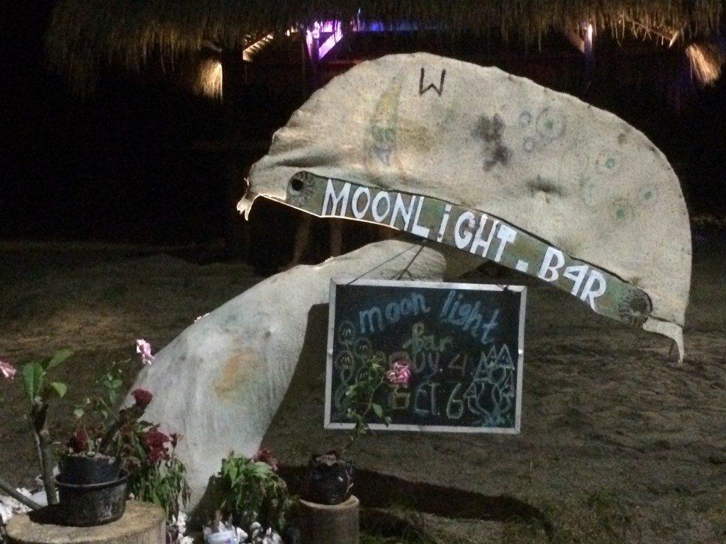 Magiske svampe på Gili Islands