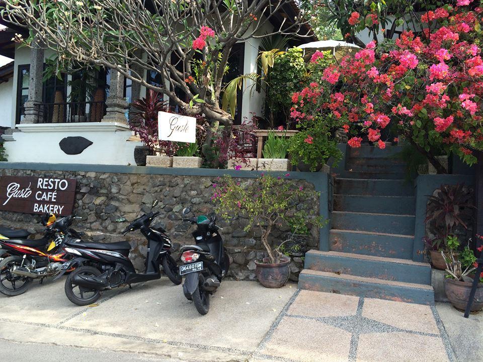 Restaurant Amed Bali