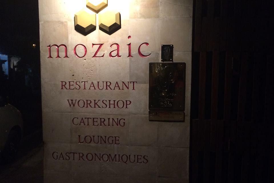 Restaurant Mozaic Bali