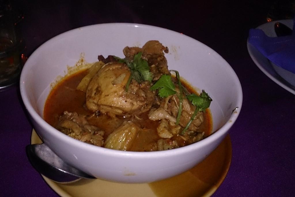 Thailandsk mad