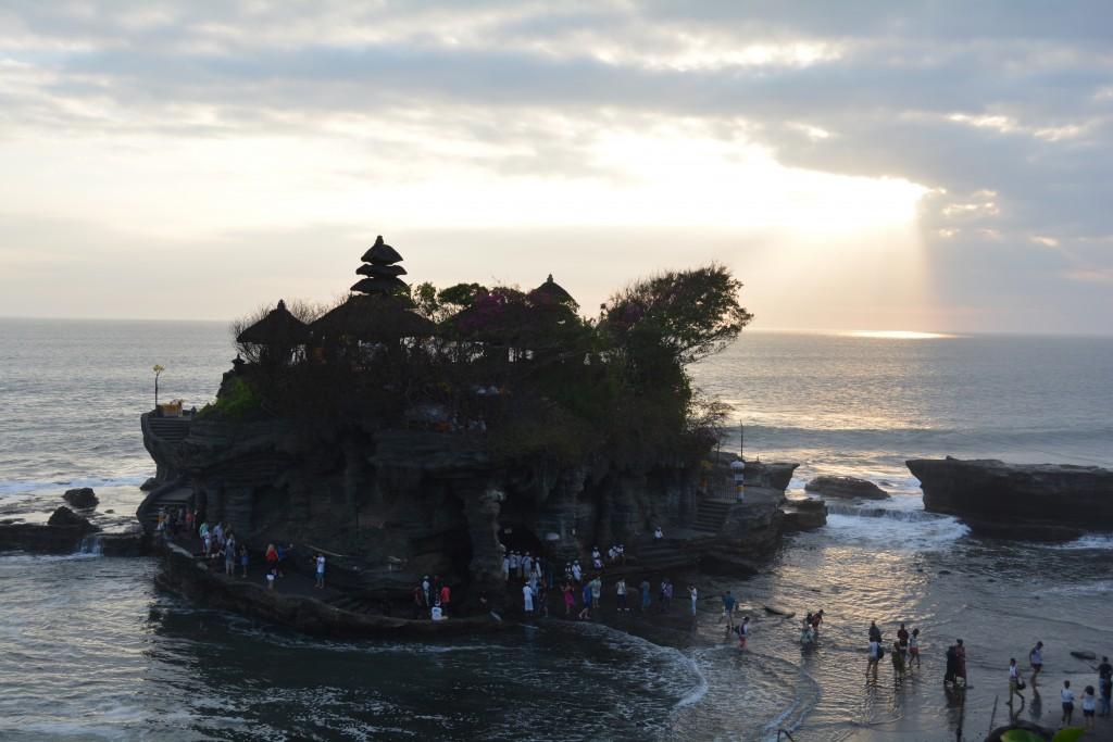 Tannah Lot tempel Bali