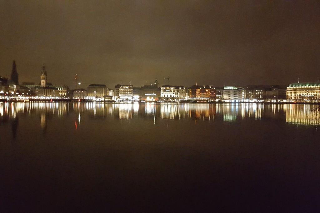 Oplev Hamborg