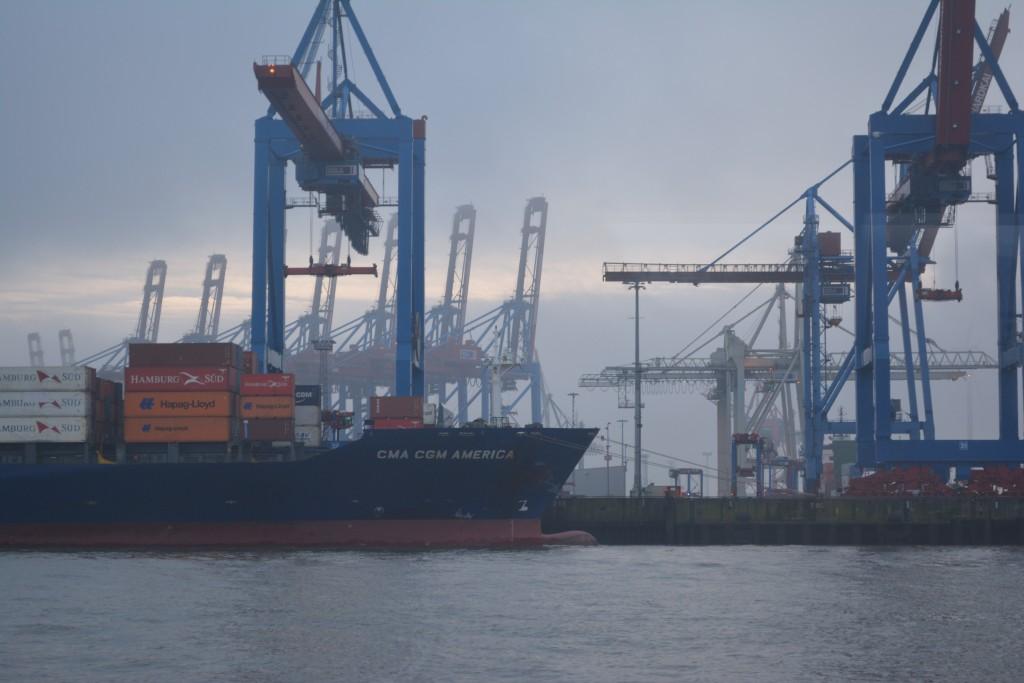 Havnerundfart Hamborg