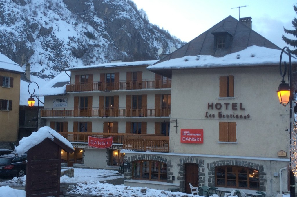 Hotel i Valloire