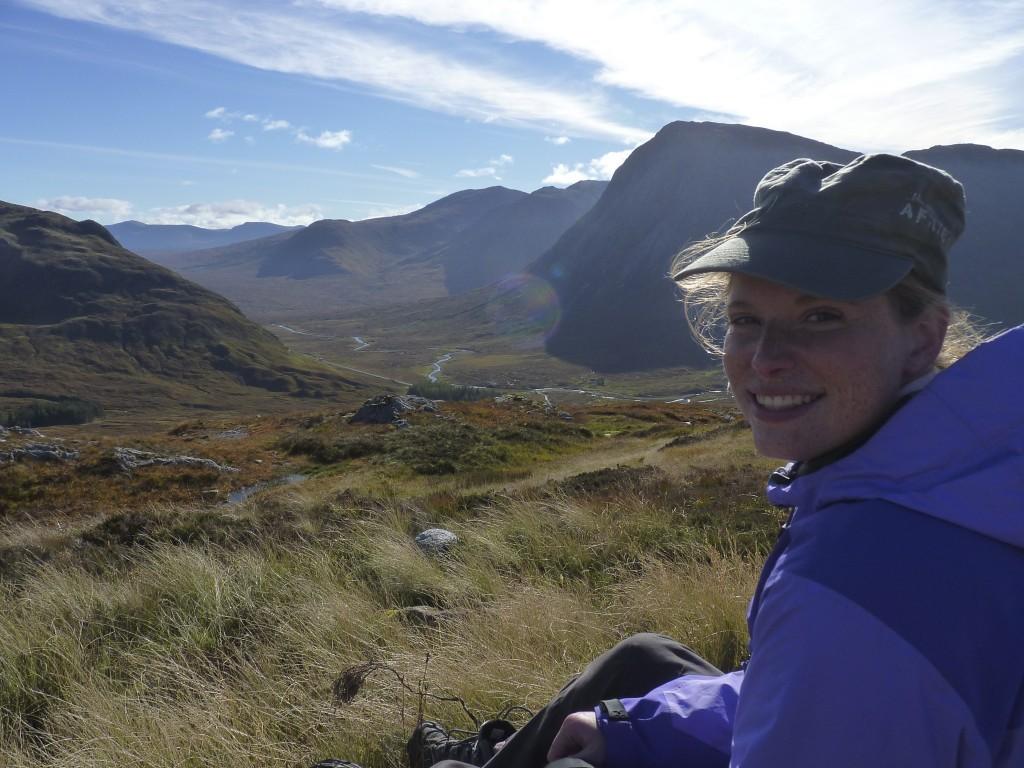The West Highland Way, Skotland