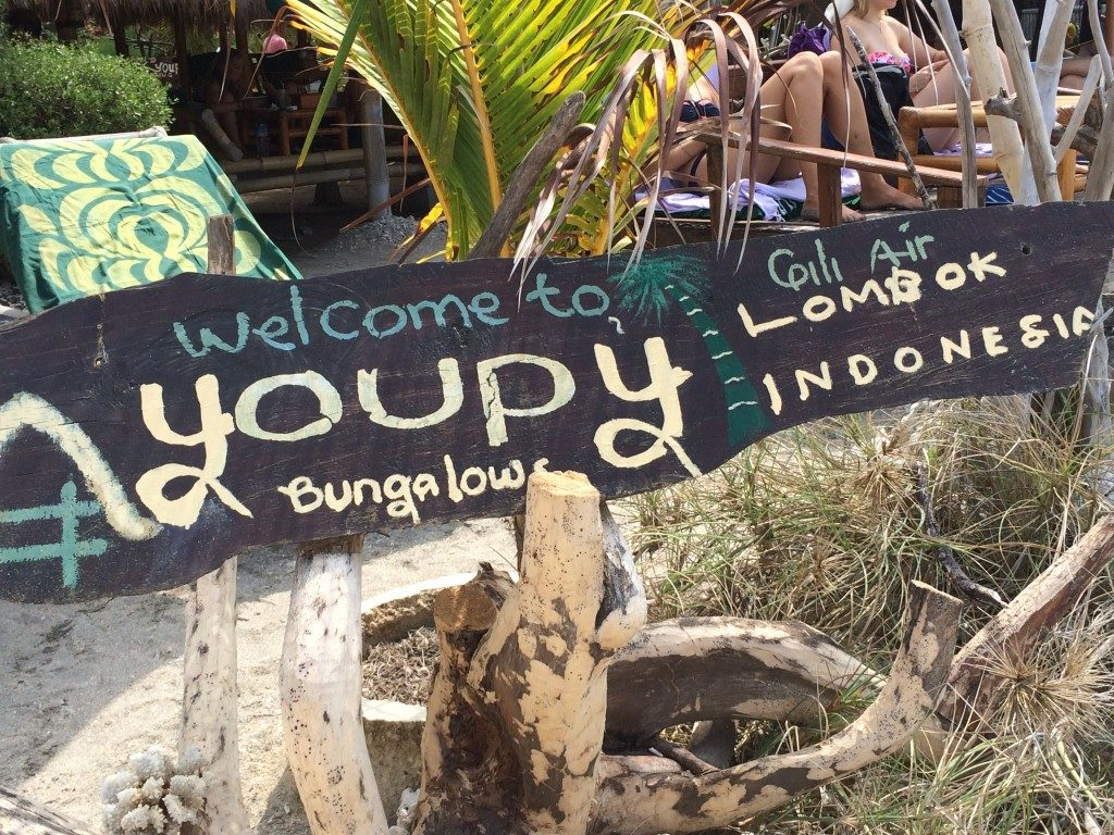 Youpy Bungalow Gili Air