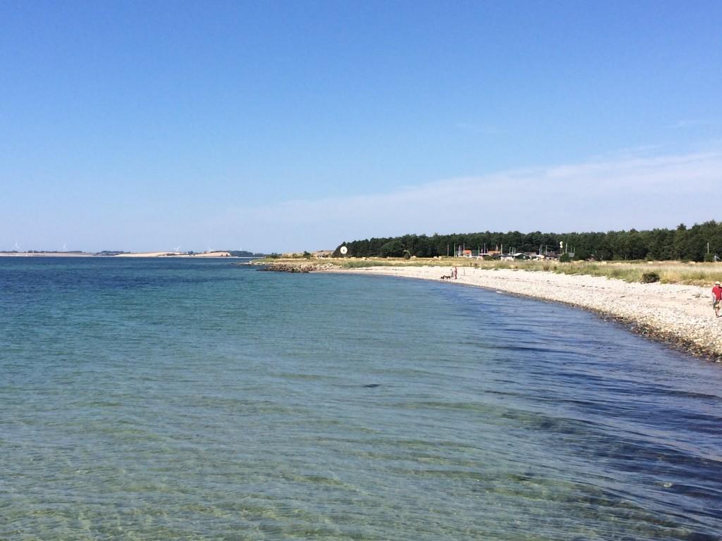 Strande på Ærø