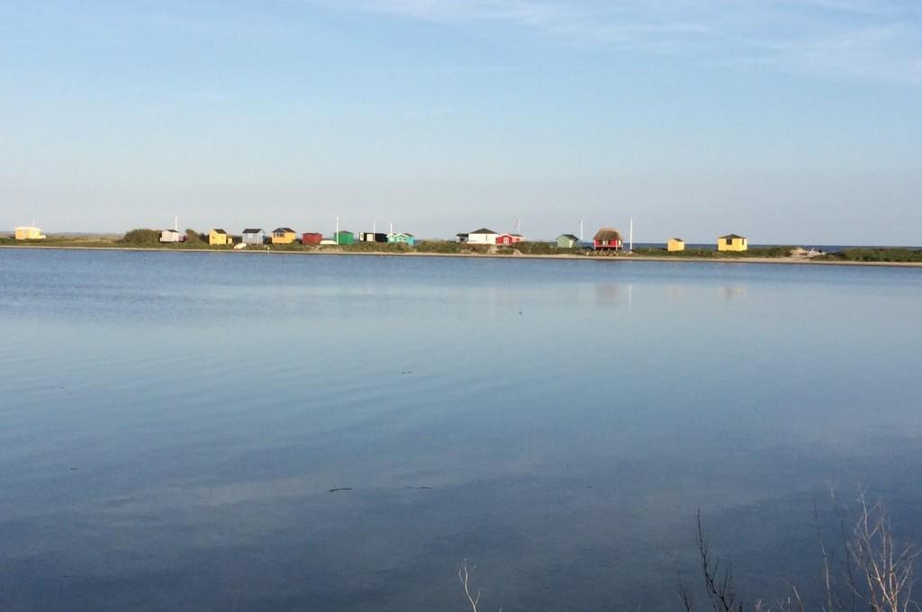 Badehusene i Marstal, Ærø