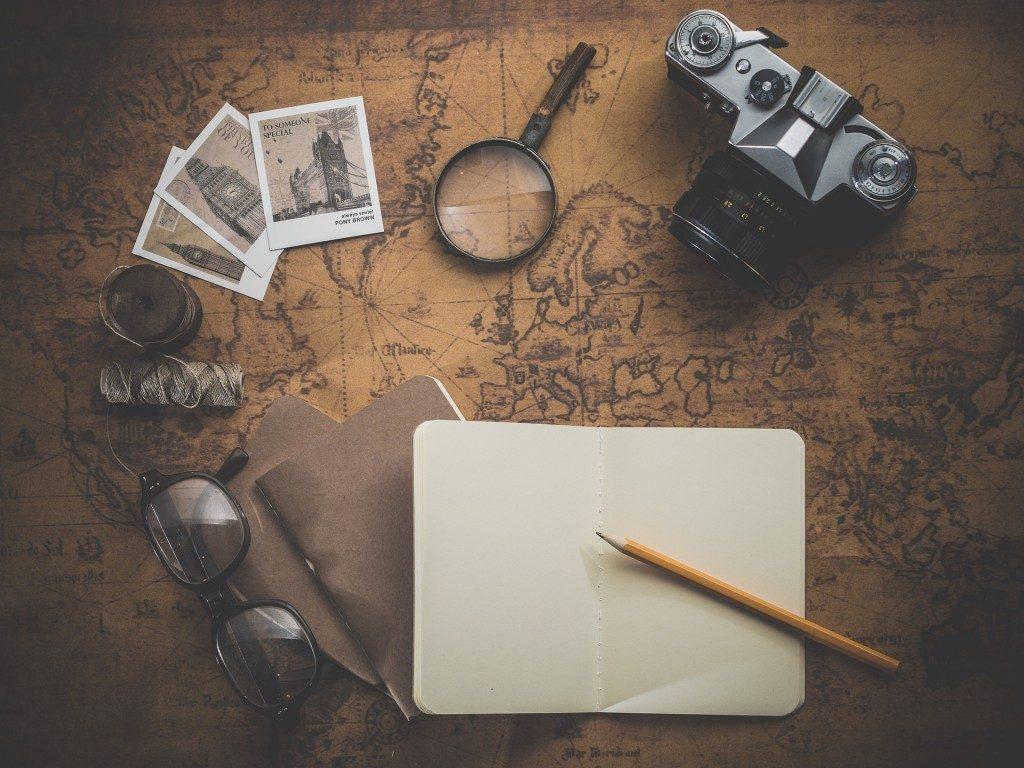 Planlægning af rejsen