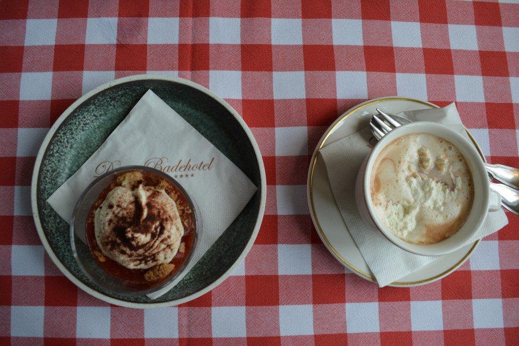Kaffe og Kage Dyvig Badehotel