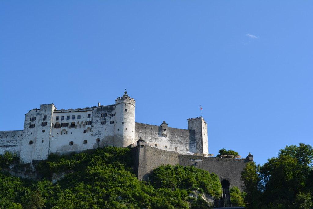 Festung Hohensalzburg Salzburg