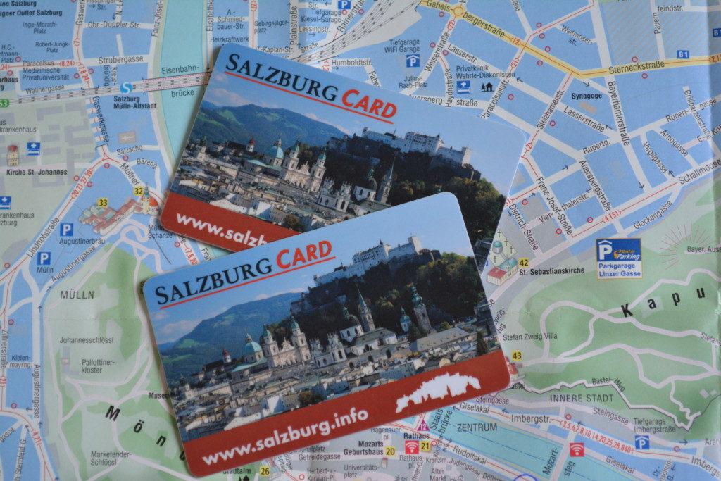 Transport i Salzburg
