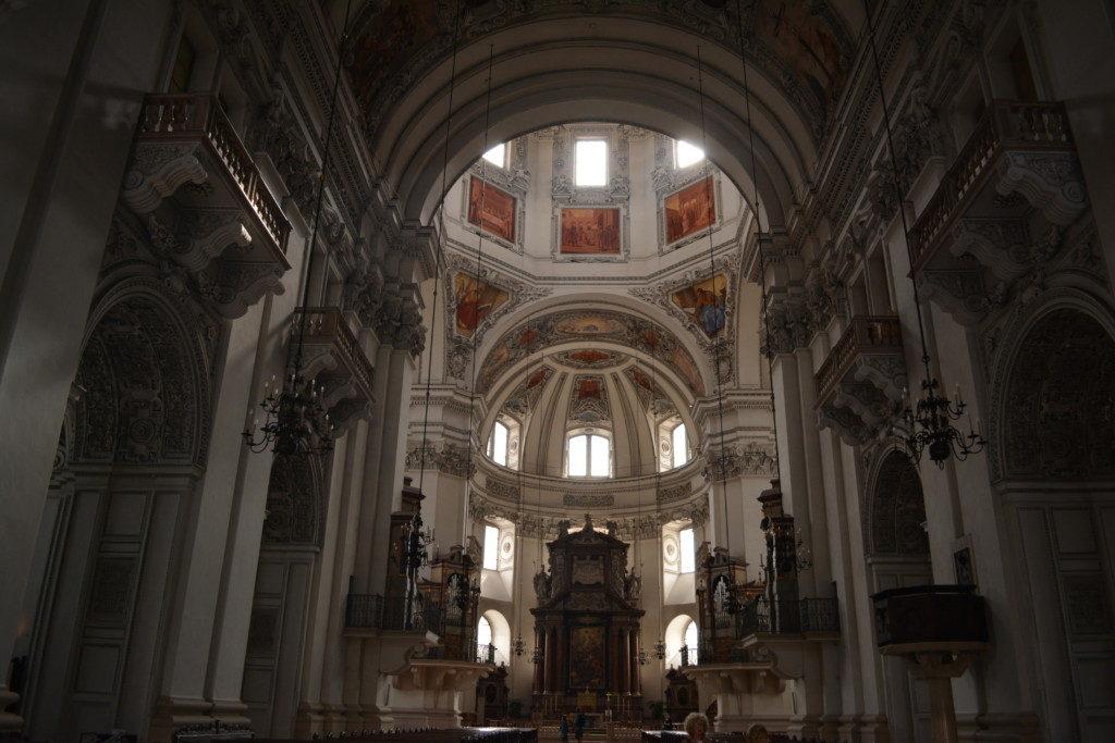 Attraktioner Salzburg