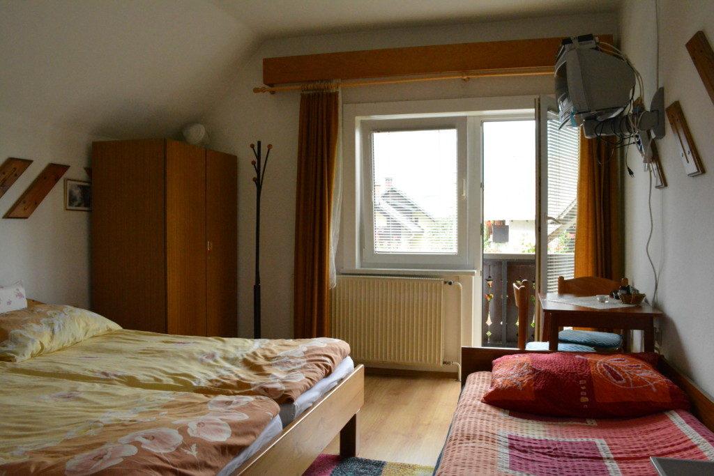 Airbnb for første gang