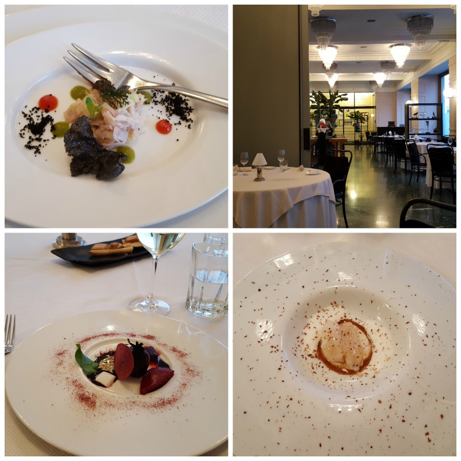 Restauranter Ljubljana