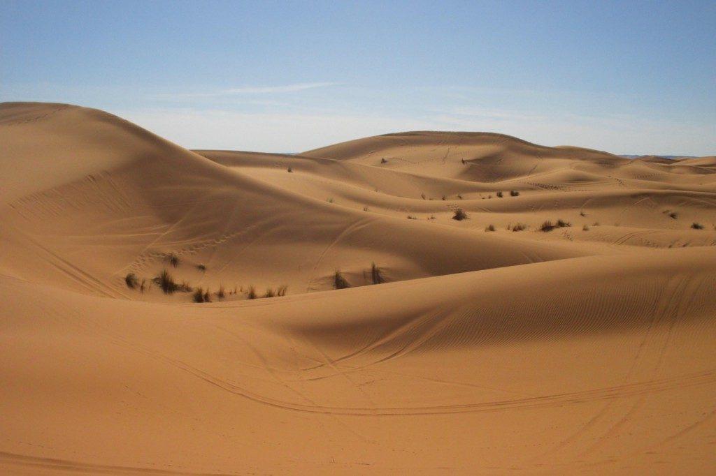 Marokkos ørken