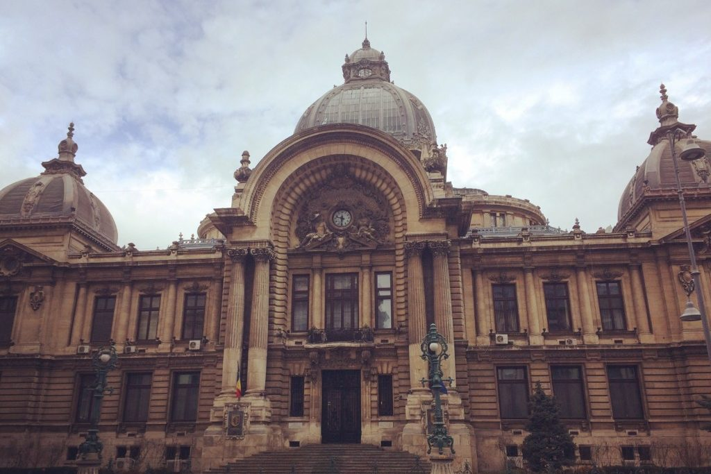 Guide til Bukarest