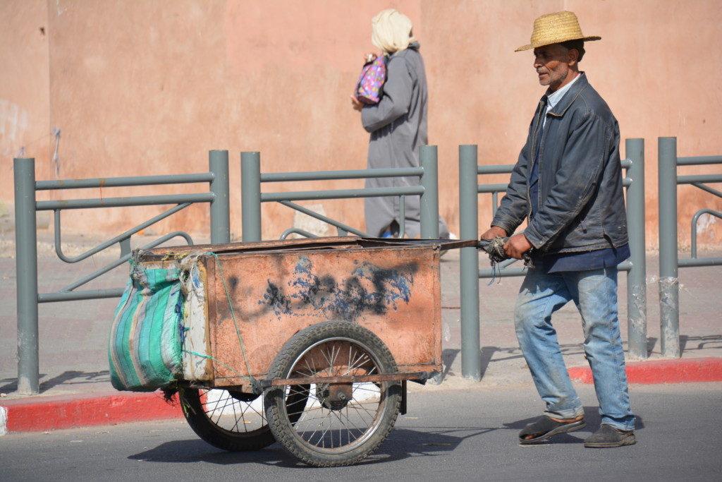 autentisk Marokko
