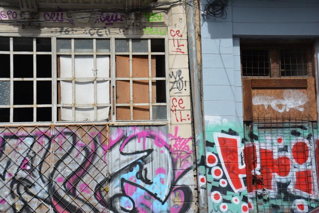 gadekunst Bukarest