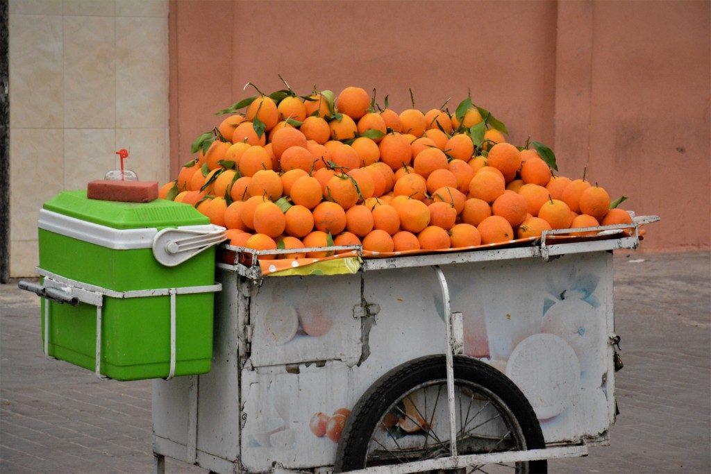 Drikke i Marokko