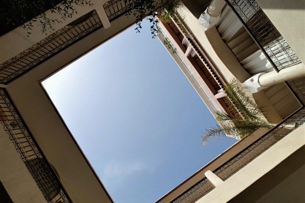 Her skal du bo i Marrakesh