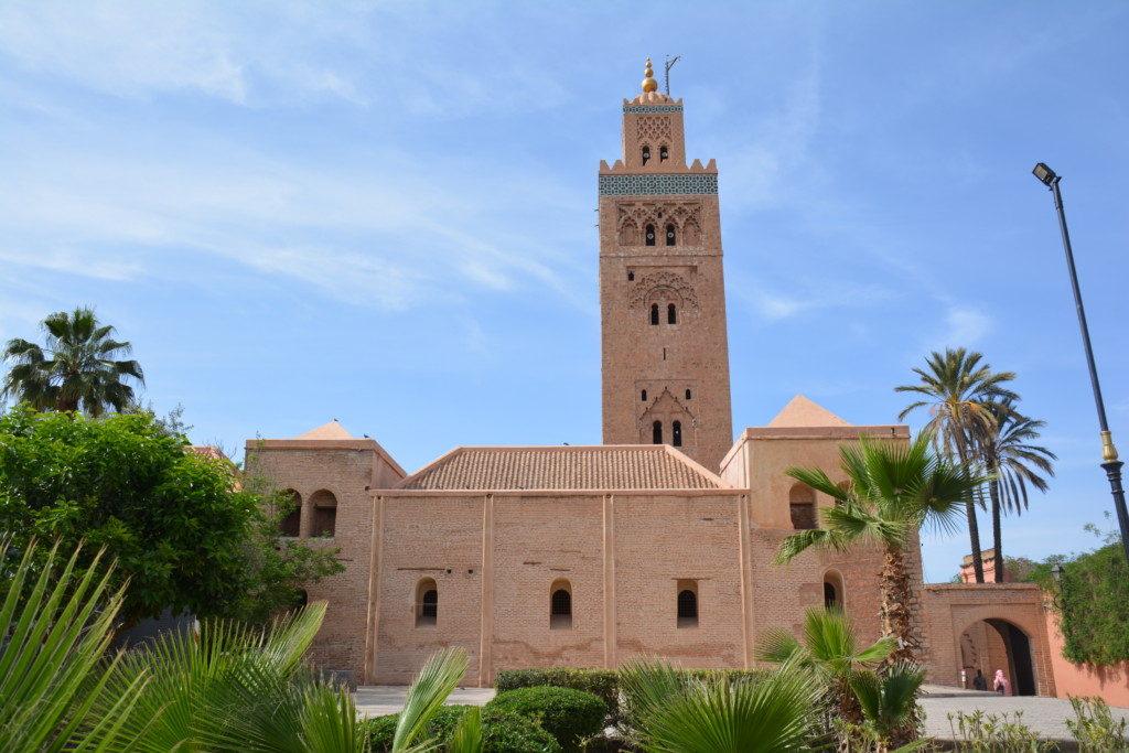 La Koutoubia moske Marrakesh