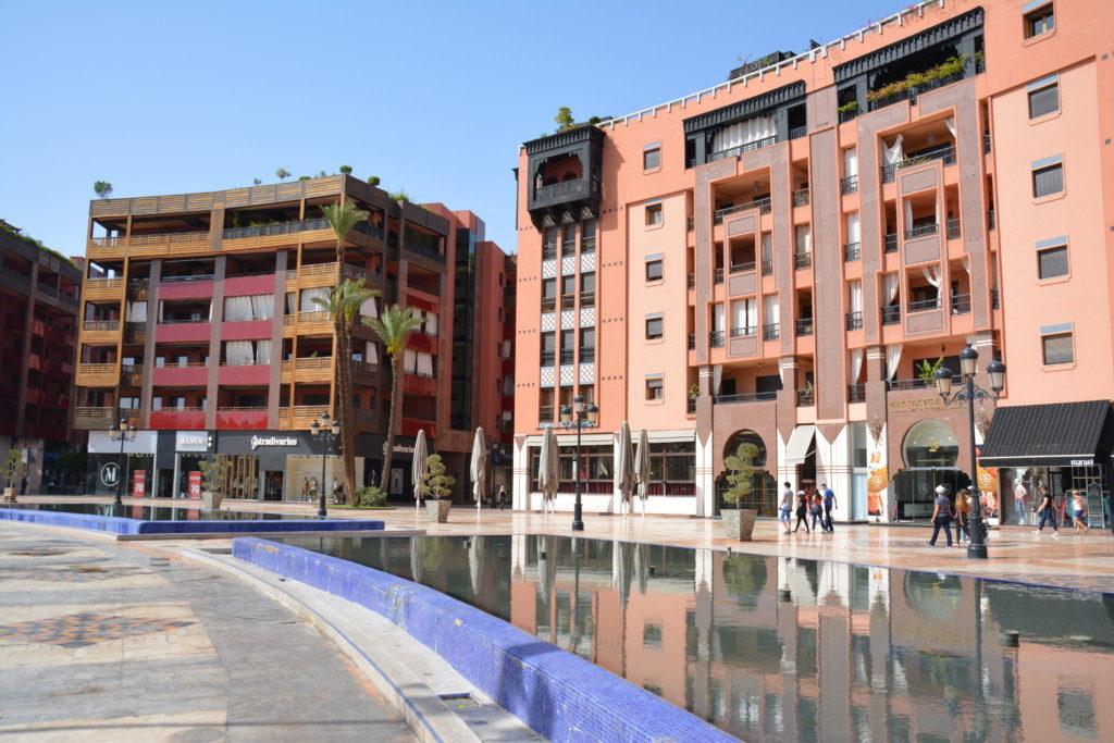 Marrakech nye bydel