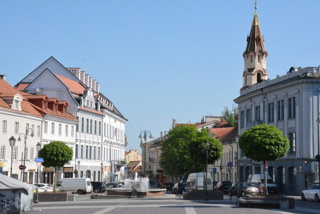 Guide til Vilnius