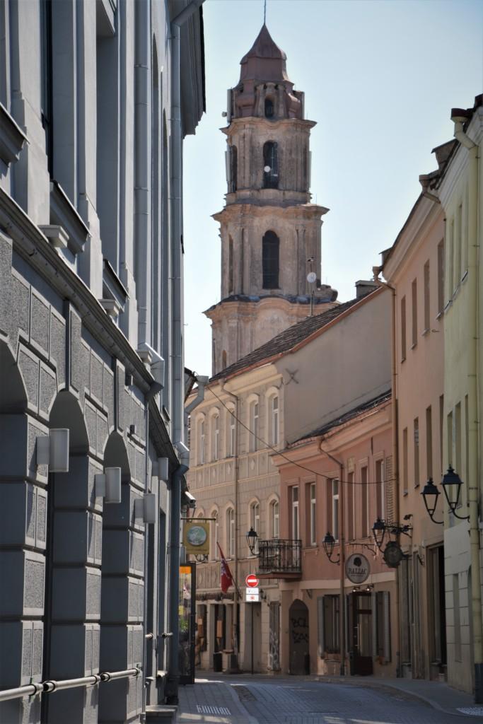 Hvad skal jeg opleve i Vilnius