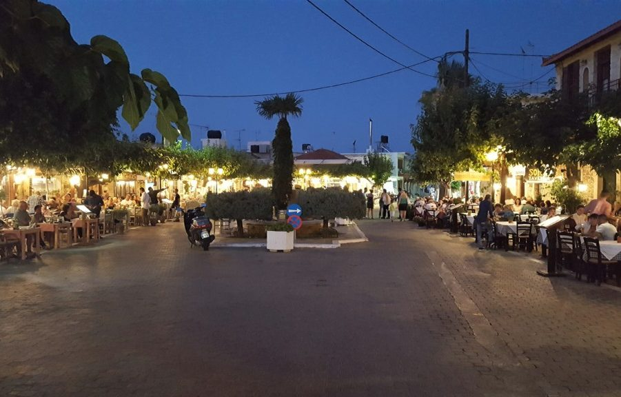 3 Græske tavernaer i Hersonissos