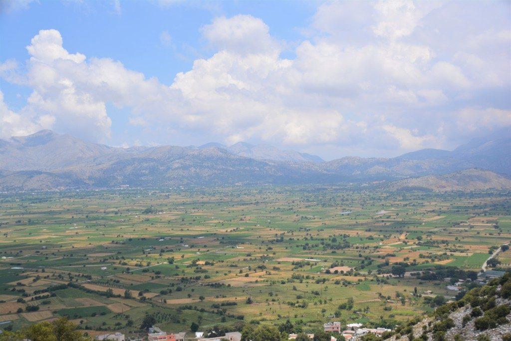 Roadtrip til Lasithi Plateau & Zeus' grotte