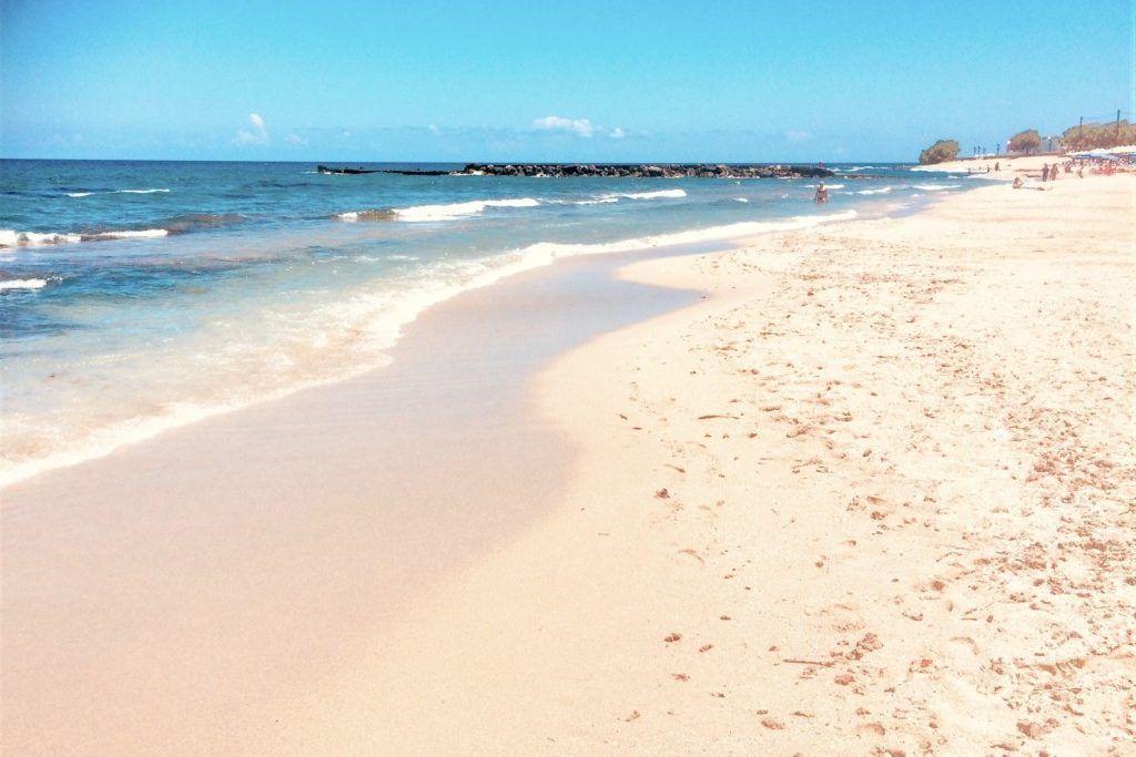 Anissaras beach Crete
