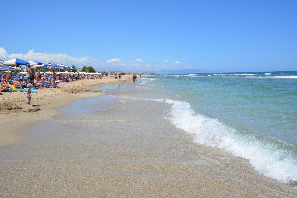 Miniguide til Anissaras beach